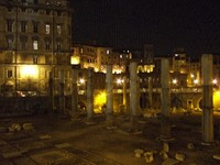 foro_romano_night